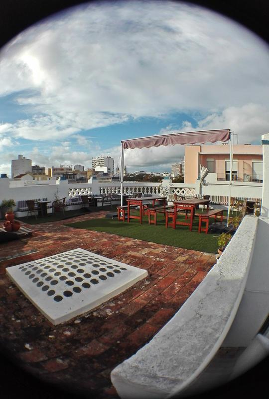 Baixa-Portugal Terrace Hostel
