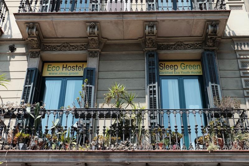 HOSTEL - Sleep Green - Certified Eco Youth Hostel