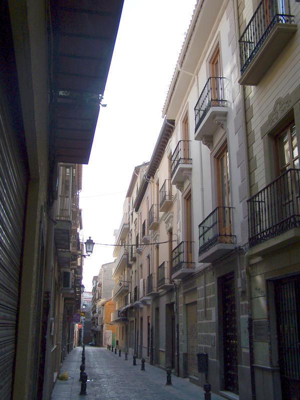 Old Town Hostel Granada