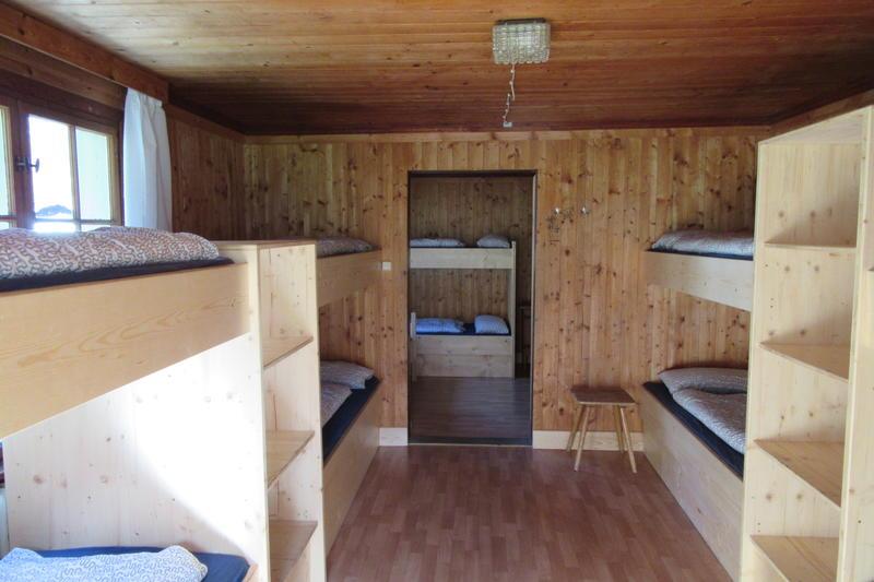Mountain Hostel Spielmannsau
