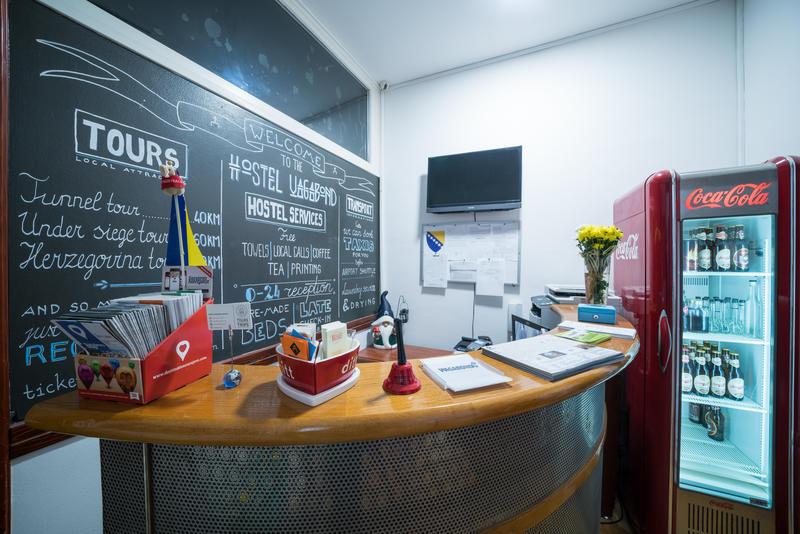 HOSTEL - Hostel Vagabond Sarajevo