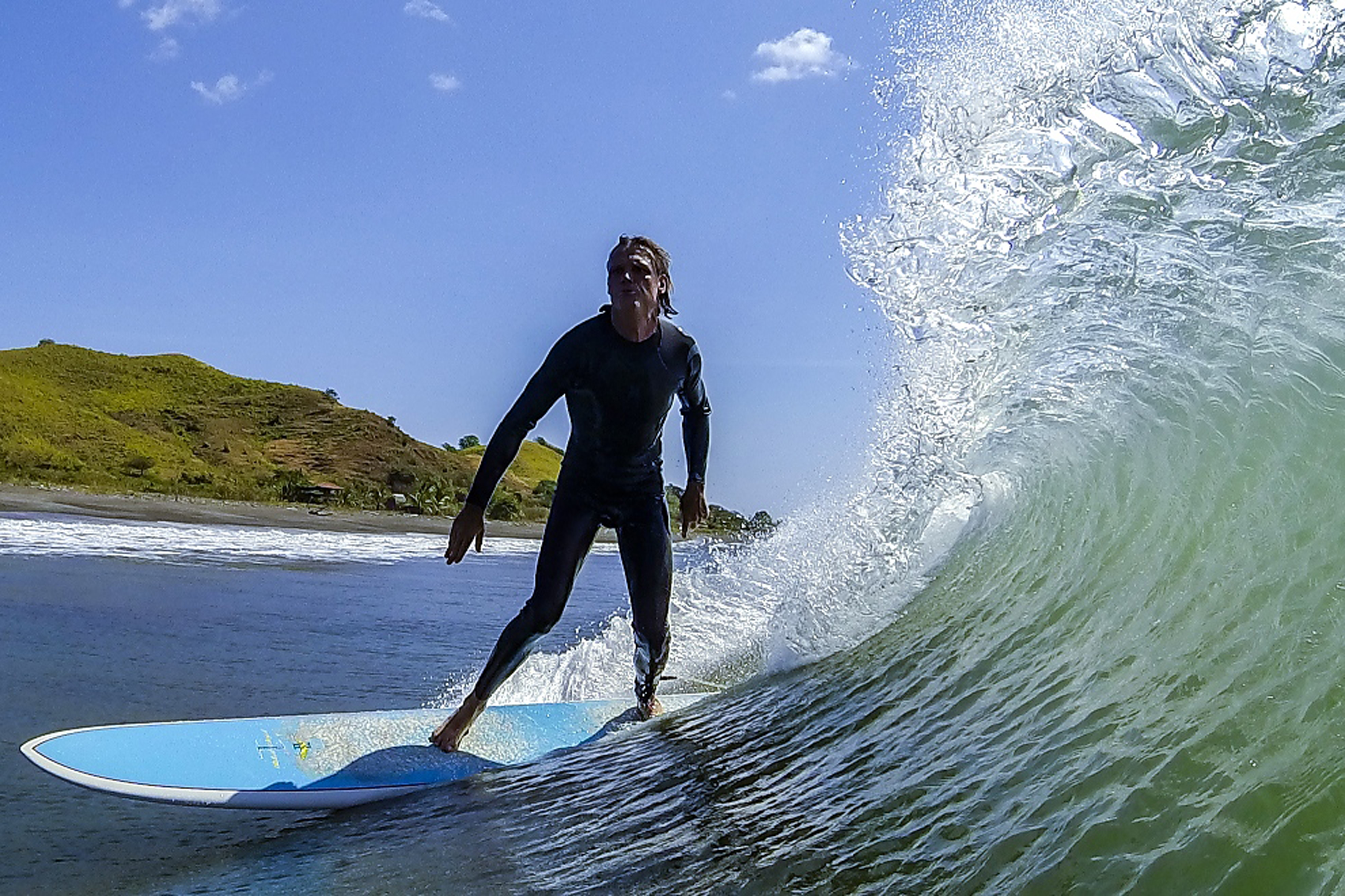 Surfcamp Guanico