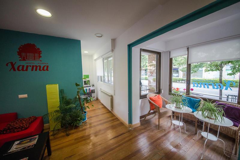 Xarma Hostel - Aterpea