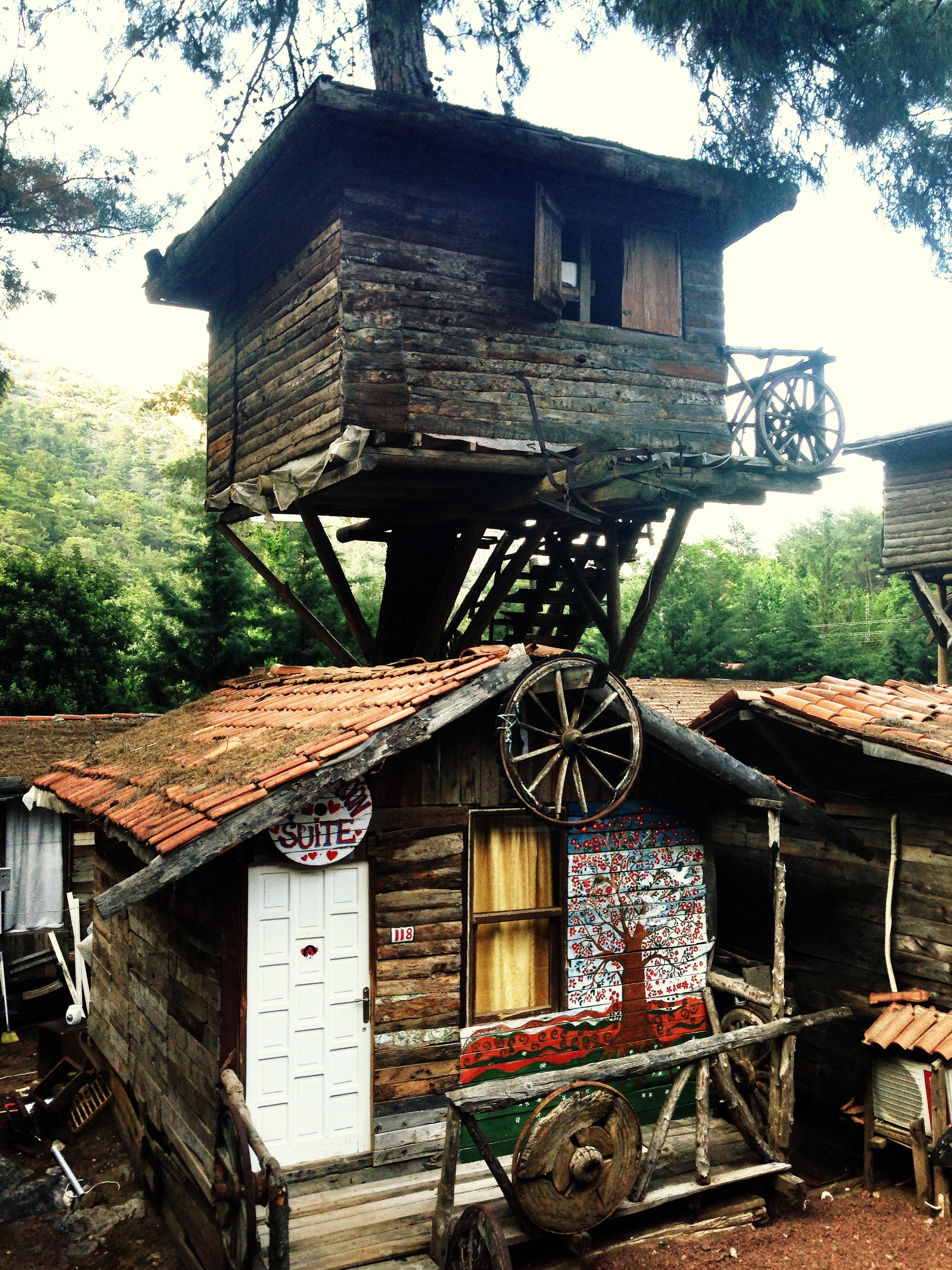 Kadir's Tree House