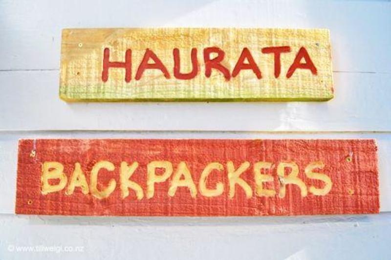 Haurata Backpacker