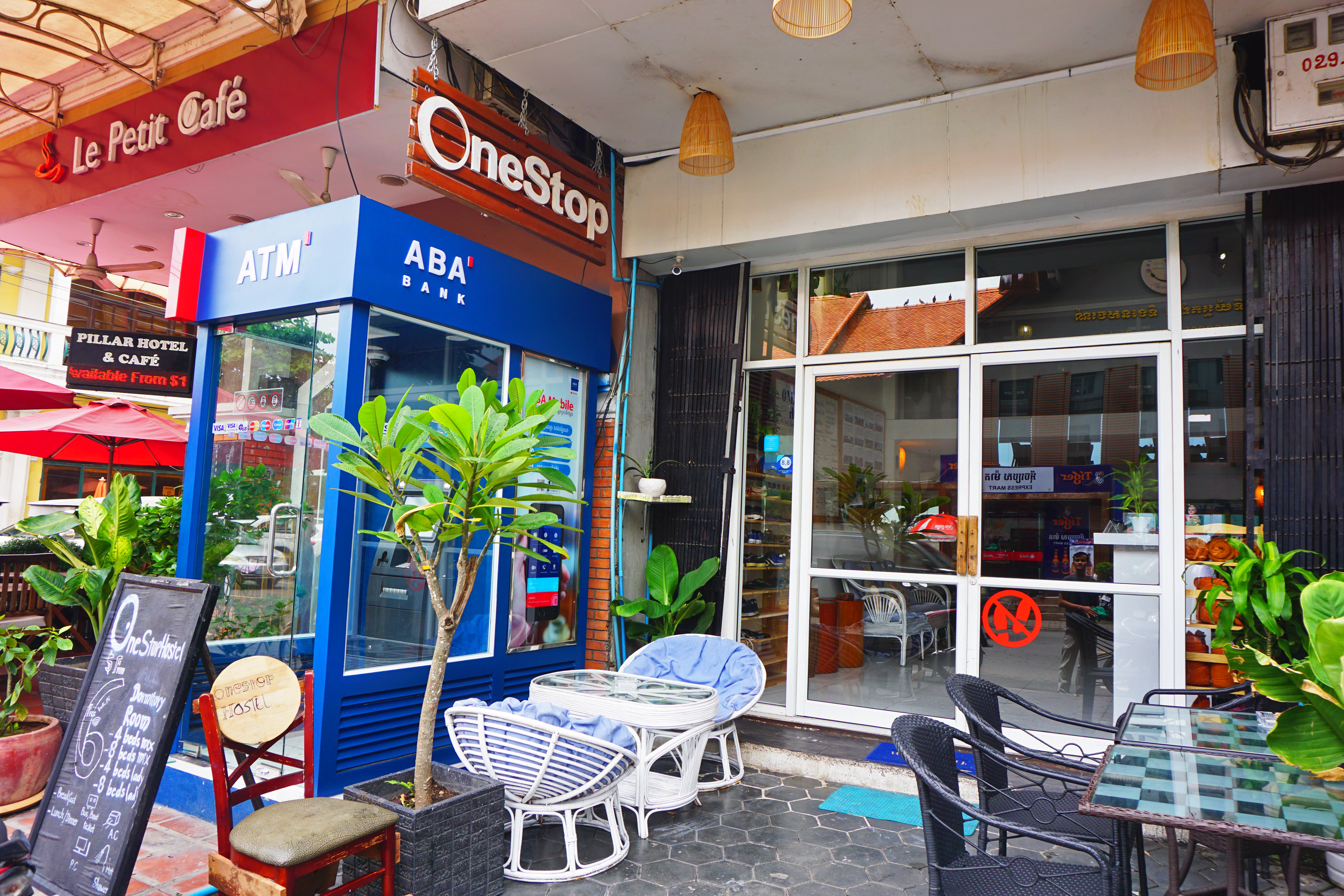 One Stop Hostel Phnom Penh