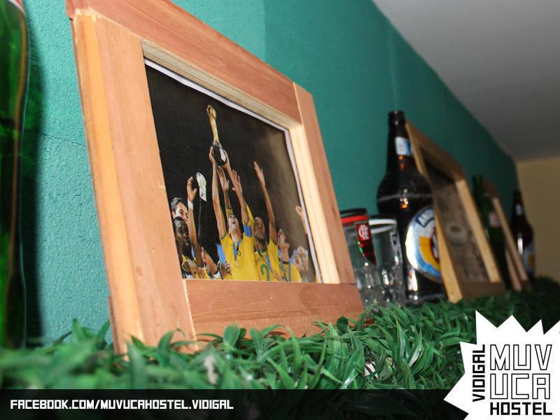 HOSTEL - Vidigal Muvuca Hostel