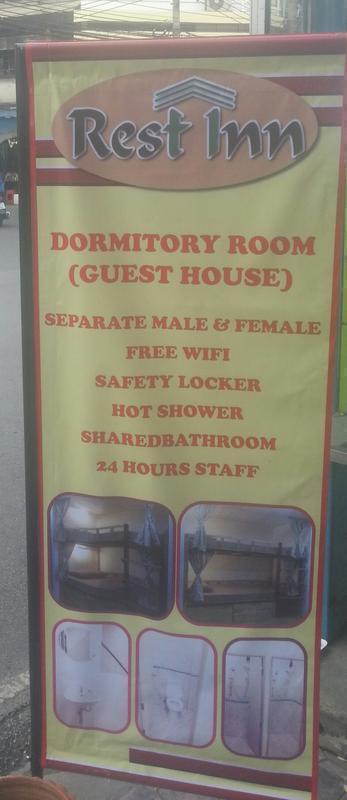 Rest Inn Dormitory