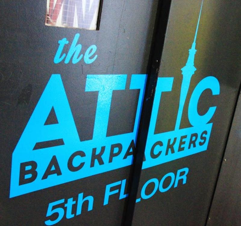HOSTEL - The Attic Backpackers