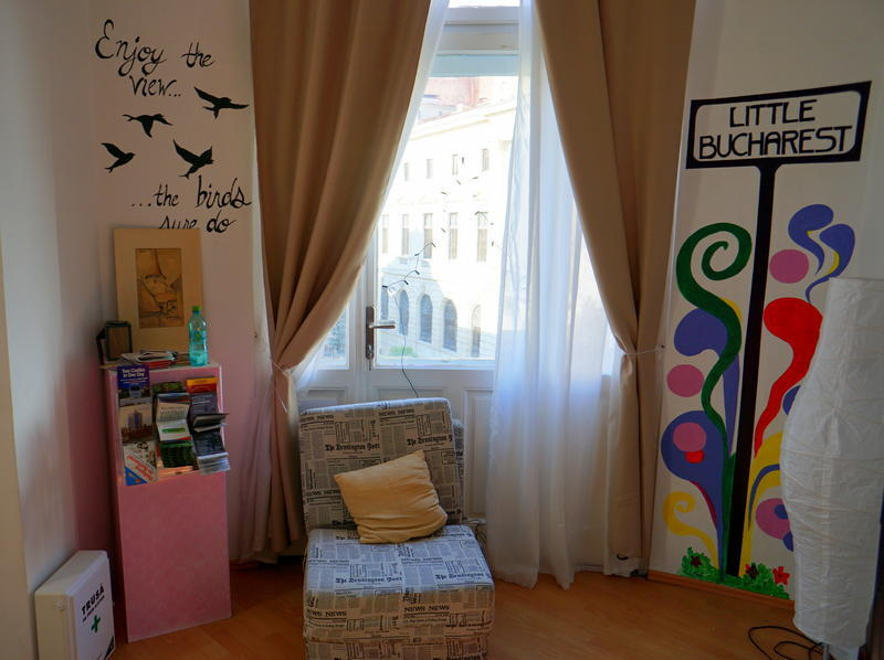 Little Bucharest Bar & Hostel