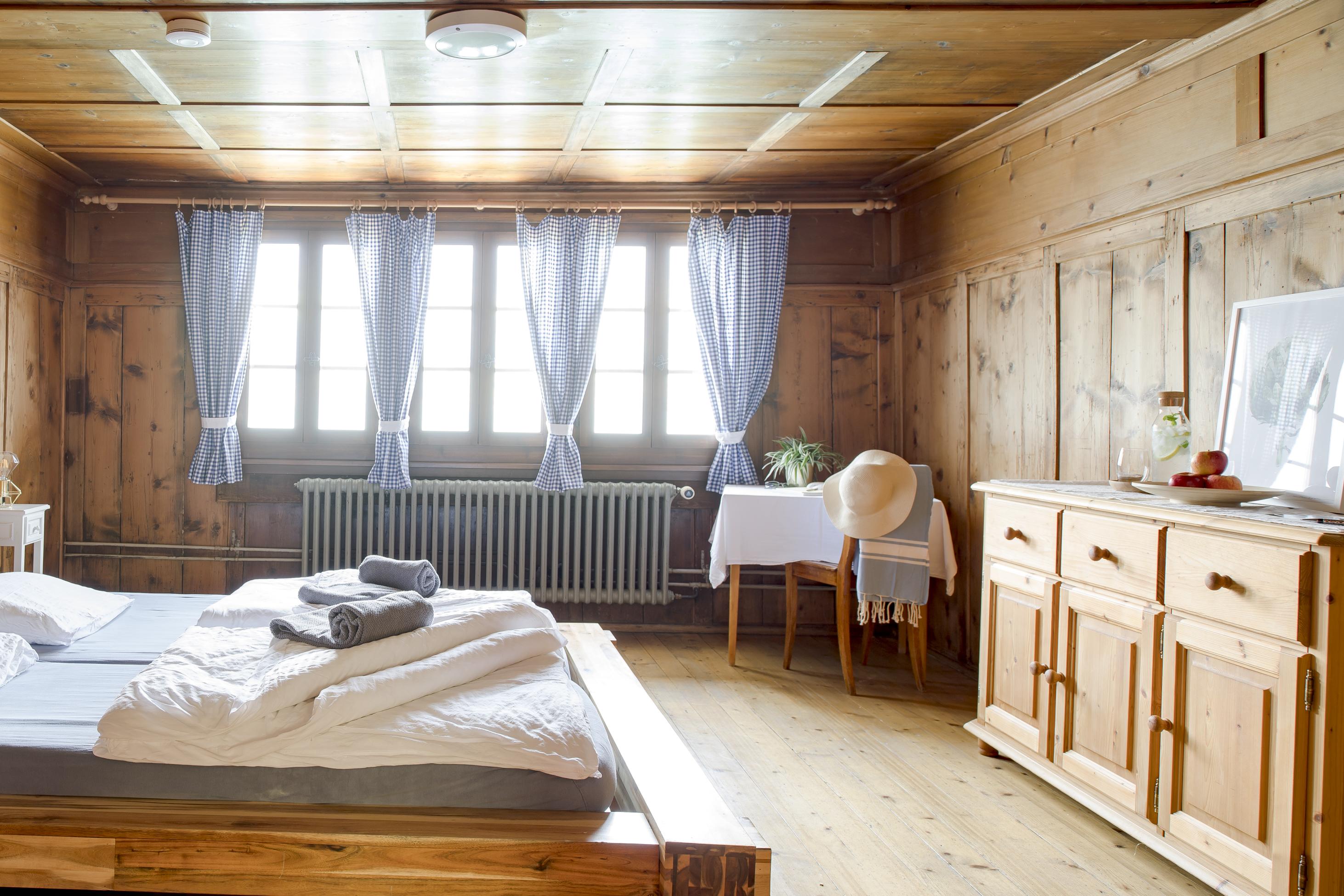 Hostel Rotschuo Jugend-und Familienferien