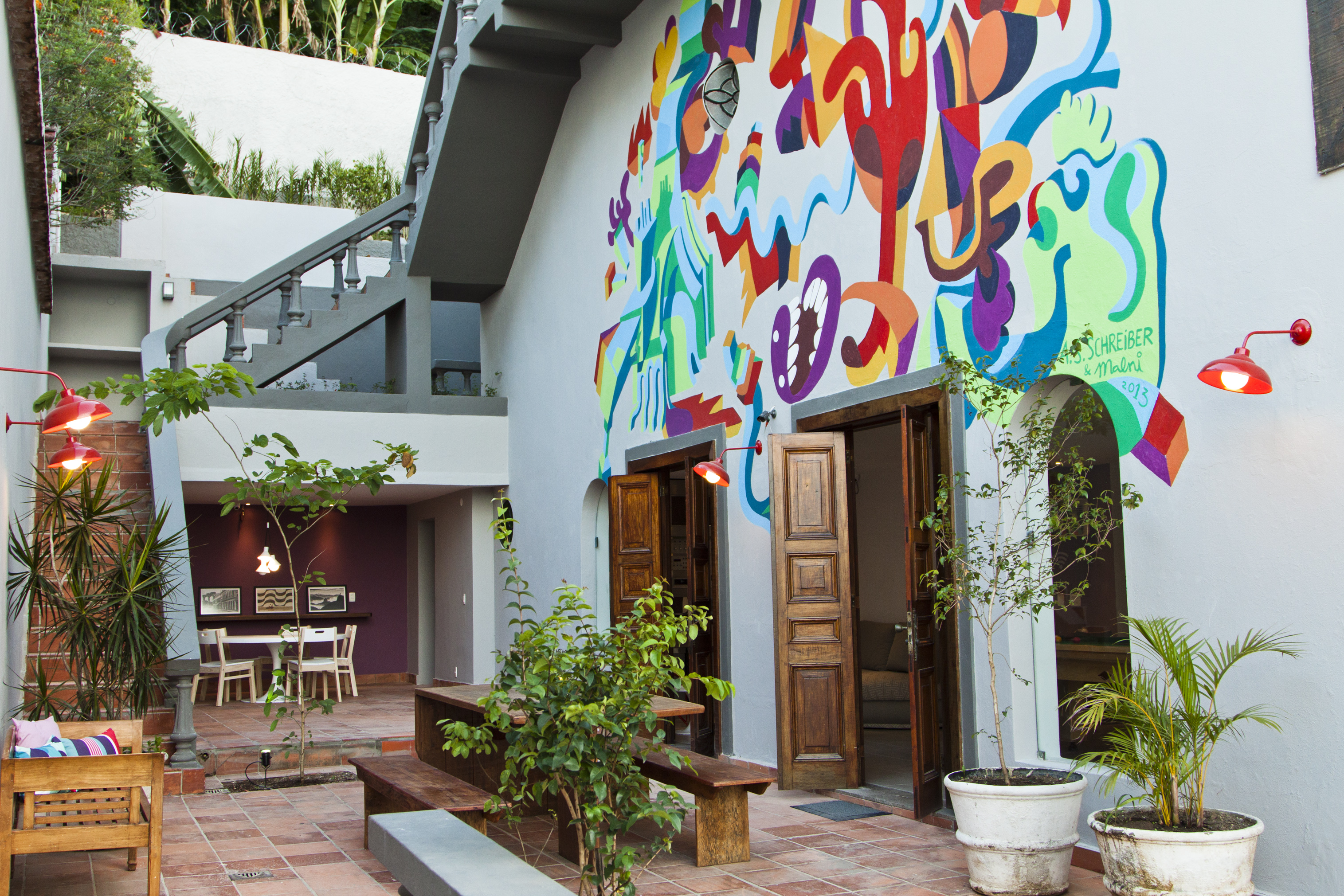 Santa Tere Hostel
