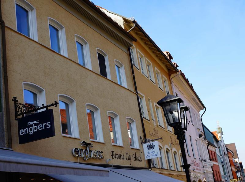 Bavaria City Hostel-Design Hostel