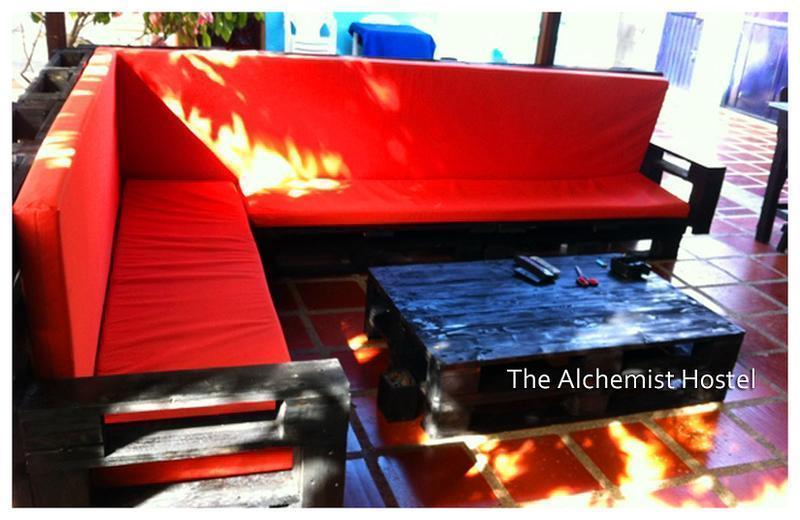The Alchemist Hostel