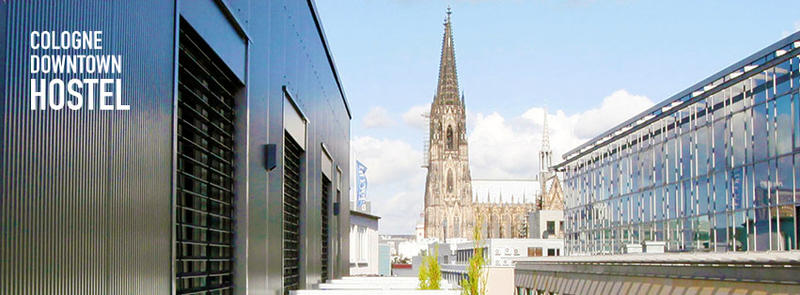 Cologne downtown hostel