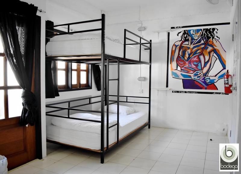 HOSTEL - Bodega Bangkok Party Hostel & Bar