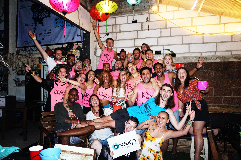 Bodega Bangkok Party Hostel