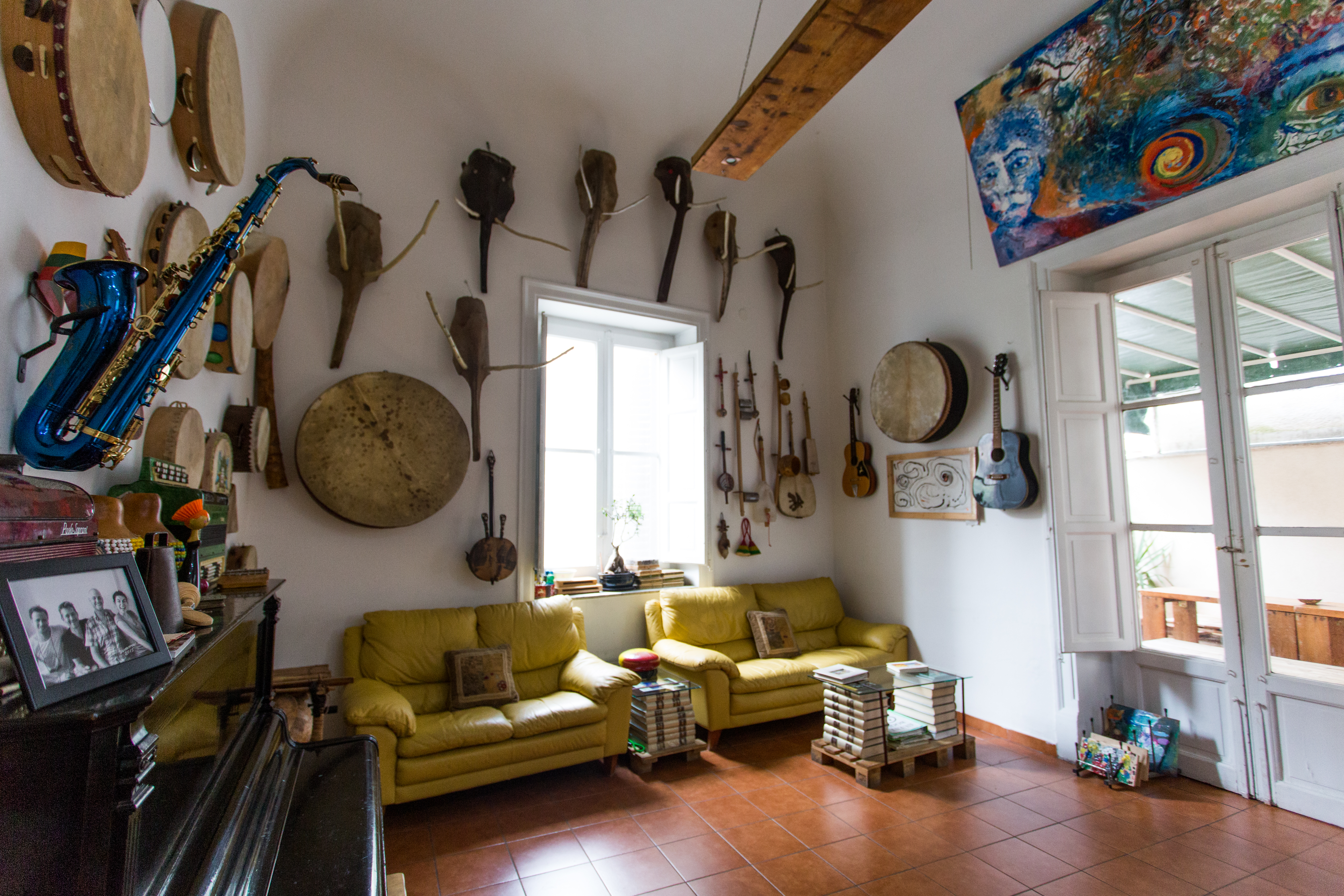 A casa di Amici Boutique Hostel