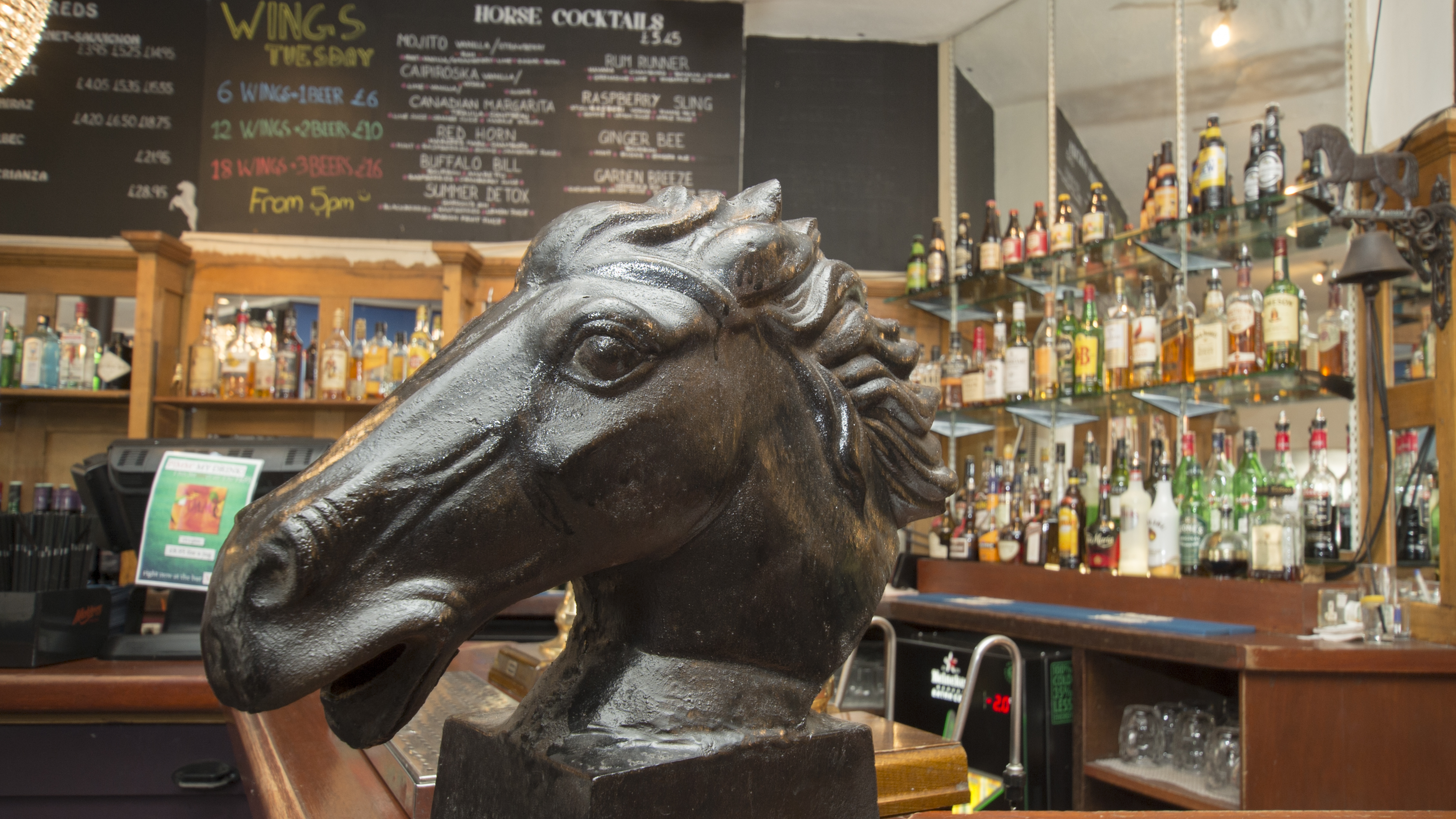 HOSTEL - The Horse and Stables