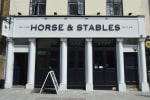 The Horse and Stables