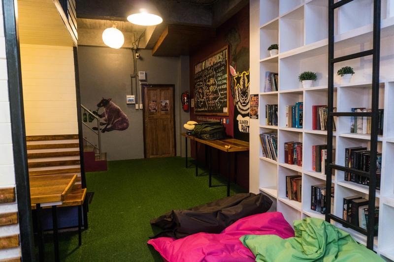 Slumber Party Hostel