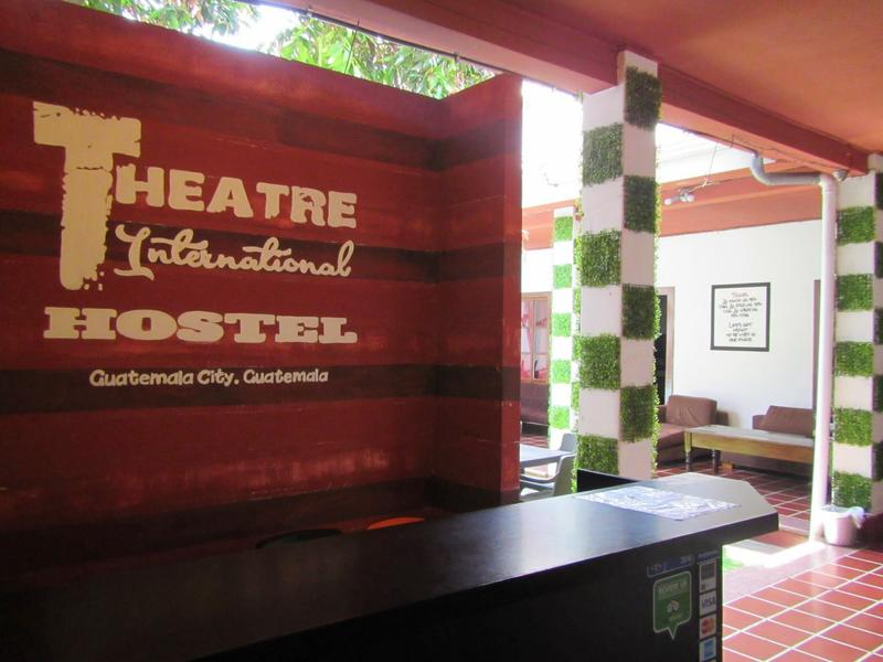 HOSTEL - Theatre International Hostel