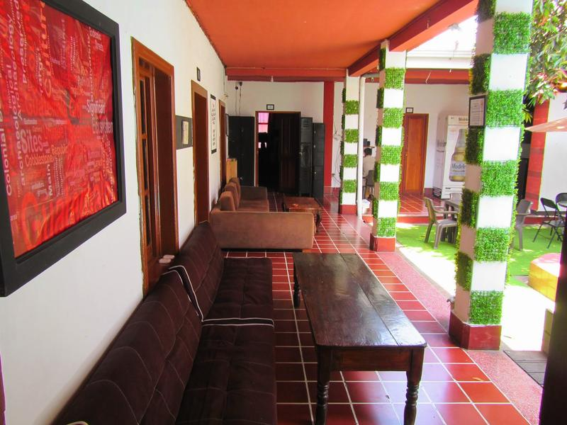 Theatre International Hostel