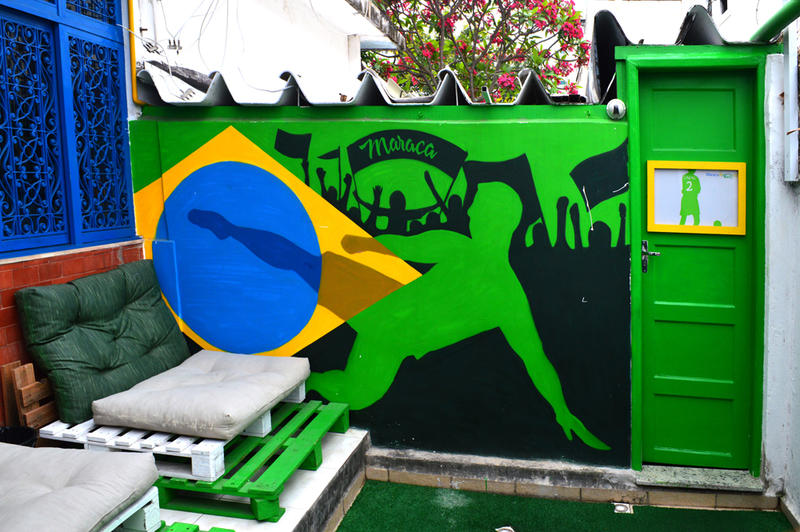Maraca Hostel Rio