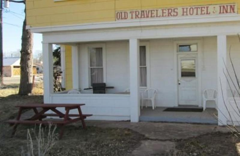 Travelers Inn Hostel