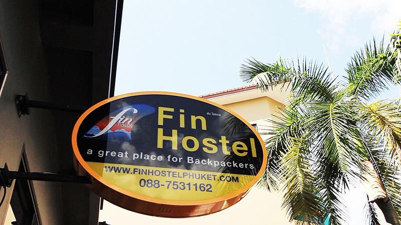 HOSTEL - FIN Hostel Phuket Kata Beach
