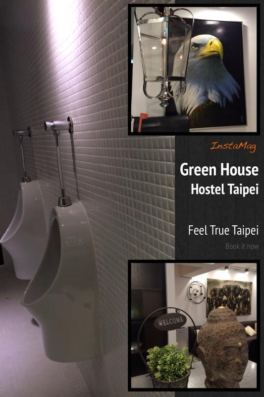 Green House Hostel Taipei