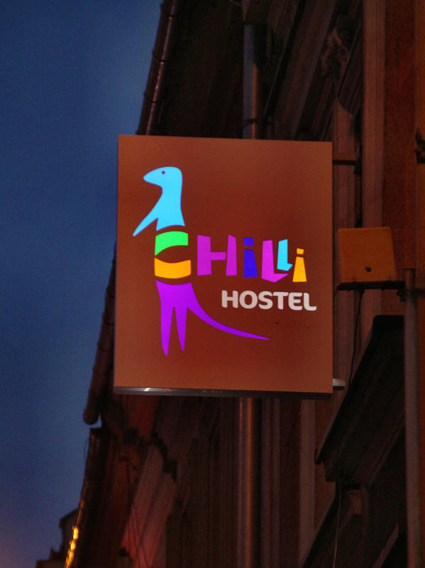 HOSTEL - Chilli Hostel