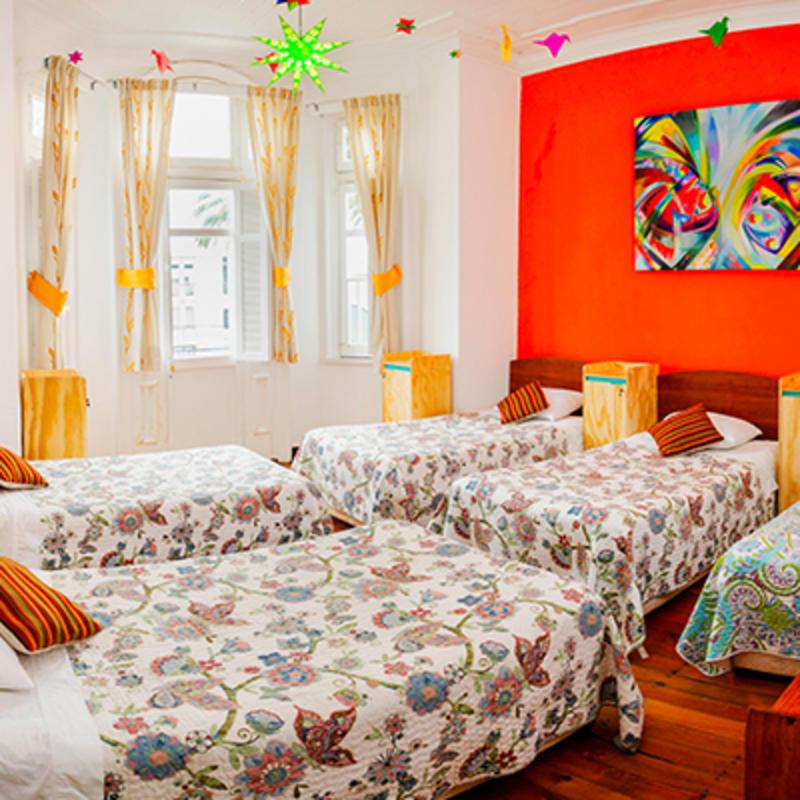 Nómada Eco Hostel