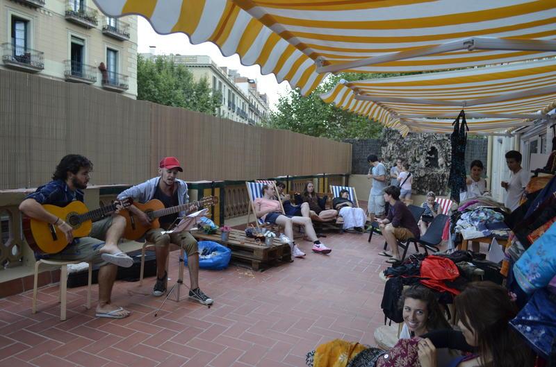 360 Hostel Barcelona Arts&Culture