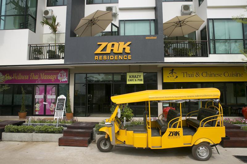 Zak Residence