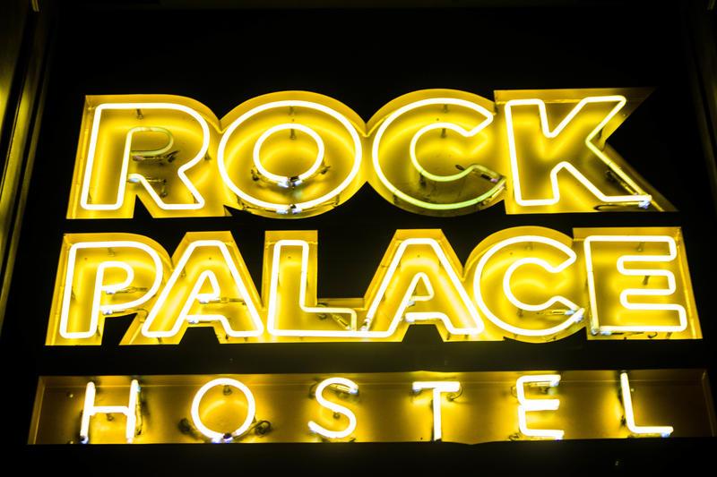 HOSTEL - Sant Jordi Hostel Rock Palace
