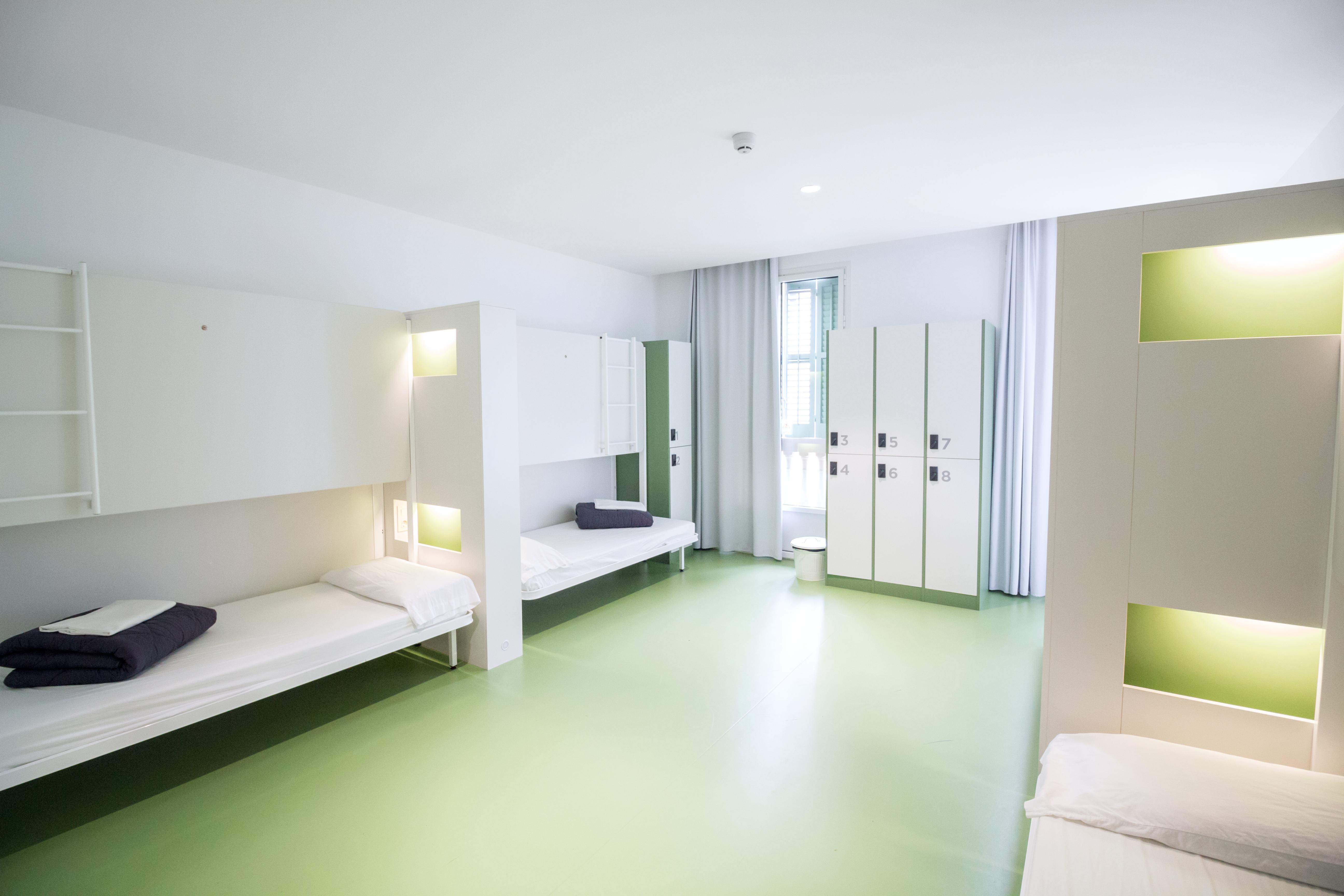 Sant Jordi Hostels - Rock Palace