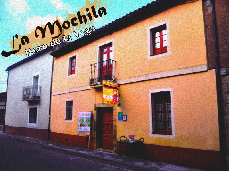 La Mochila Palencia