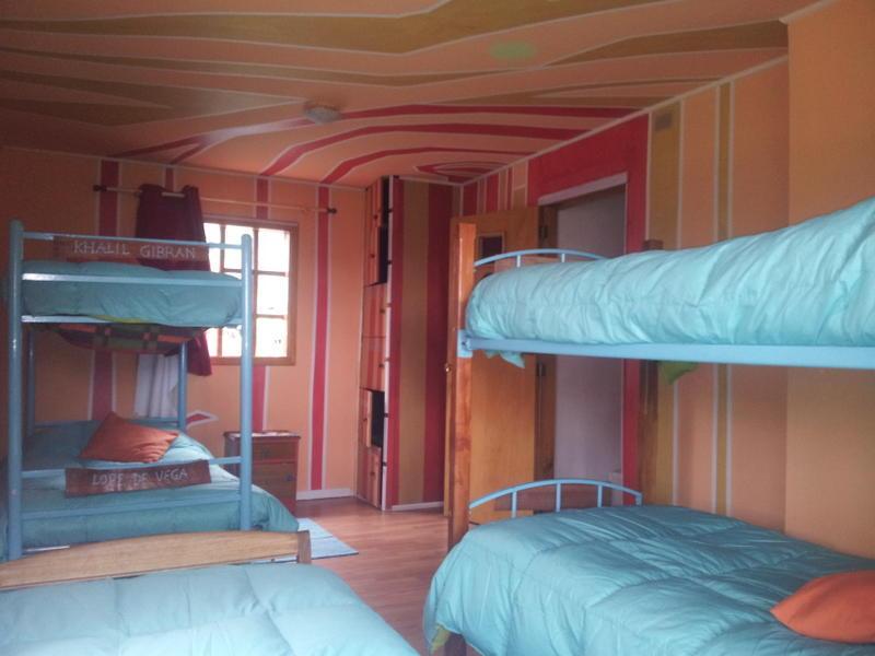 Hostel+Arte Capanegra