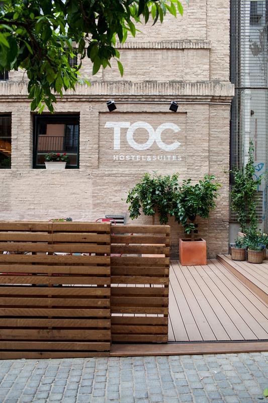 Toc Hostel Sevilla