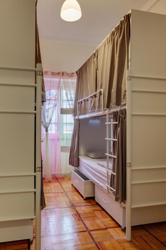 Loule Coreto Hostel