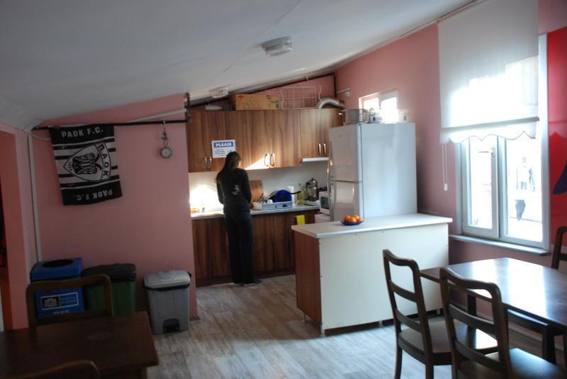 HOSTEL - Puffin Hostel Istanbul