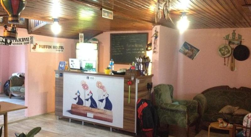 Puffin Hostel Istanbul