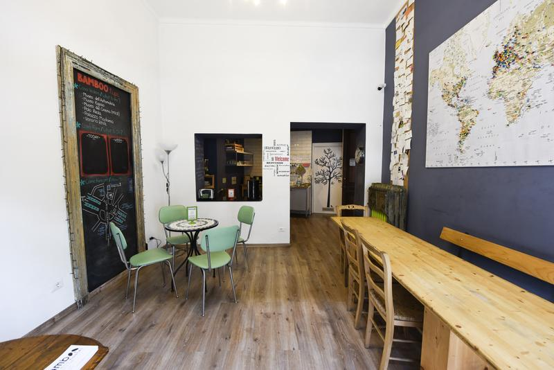 HOSTEL - Bamboo Eco Hostel