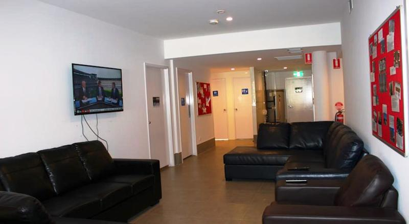 City Perth Backpackers Hostel