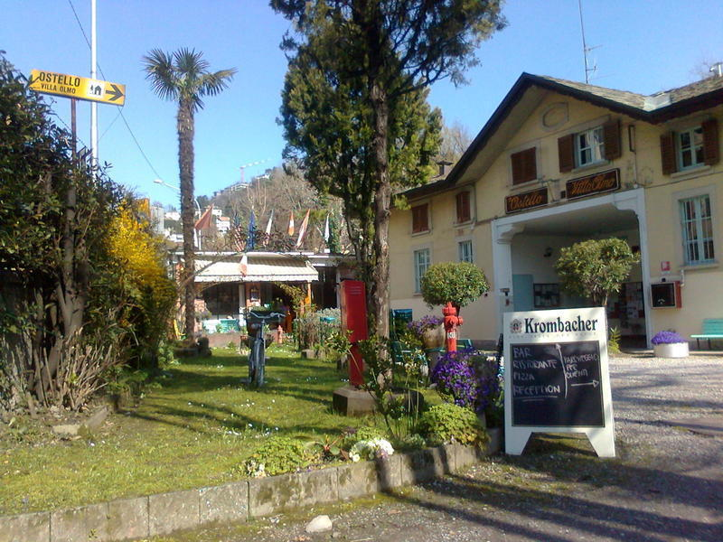 Ostello Villa Olmo