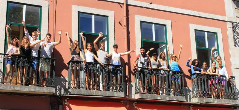 HOSTEL - Lookout Lisbon! Hostel