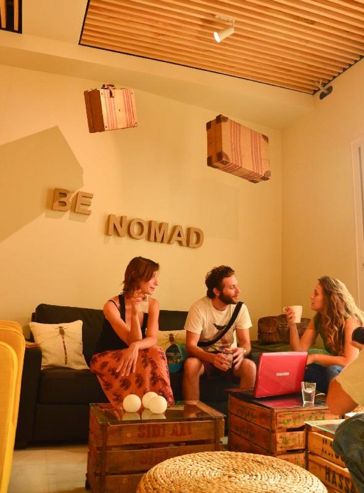 HOSTEL - The Nomad Hostel
