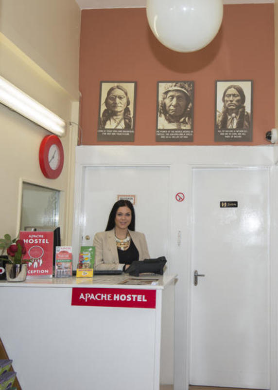 Apache Hostel