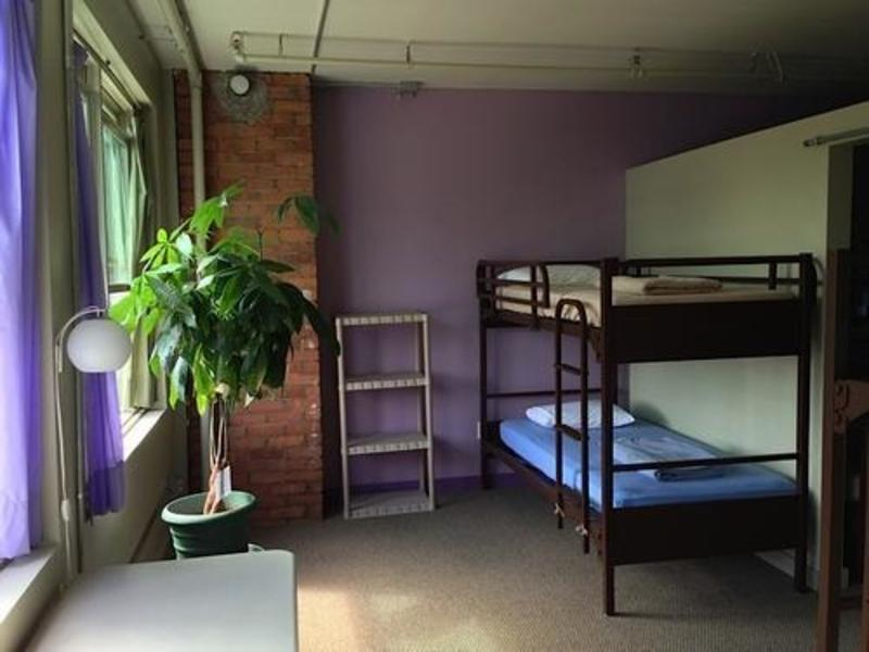 Burlington Hostel